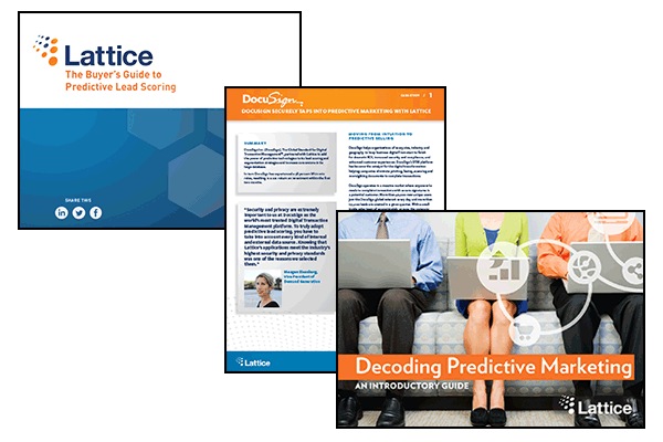Predictive Marketing Toolkit